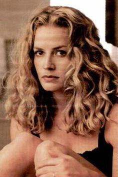 Elisabeth Shue - quite possibly my first girl crush