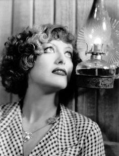 Joan as Sadie Thompson in Rain, 1932