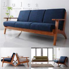Cool Denim Sofas for unique and gorgeous home look Denim Sofa, Diy Sofa, Furniture Trends, Sofa Design, Sofa, Fabric Sofa, Wooden Sofa Designs, Nordic Style Sofa, Wooden Arm Sofa