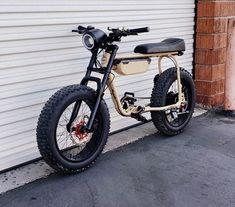 Motorcycle Design, Bicycle Design, Cool Bicycles, Cool Bikes, Diy Electric Bike, Eletric Bike, Retro Bike, Lowrider Bike, Old Classic Cars