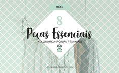 8 Peças Essenciais no Guarda-Roupa Feminino Presets Do Lightroom, Lightroom Gratis, Presents, Apps, Free, Smile, Random, Outfits, Clothes