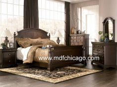 Leighton Queen Bed or King Bed Set LOWEST PRICE GUARANTEE