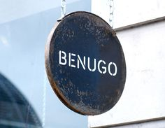 Stunning brand identity for UK café & catering company Benugo. By ico Design Partners.