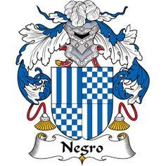 Moor (Negro) Coat Of Arms