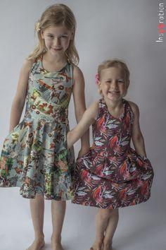 Solis dresses from Sofilantjes