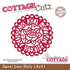 The Scrapping Cottage - Where CottageCutz are Always Blooming - CottageCutz - Dec 2013