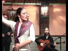 ▶ Baile ~ María del Mar Martínez, dancer - ''En mis sueños''.wmv - YouTube por alegrias