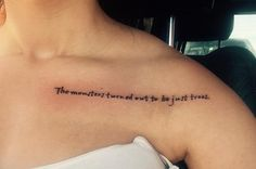 stunning lyric tattoos will have you running to the tattoo shop asap - popbuzz