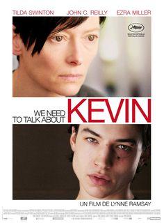Kitaptan Uyarlama: Kevin Hakkında Konuşmalıyız – We Need to Talk About Kevin (2011)  Director: Lynne Ramsay