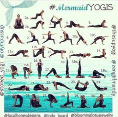 Mermaid Yoga                                                                                                                                                     More
