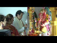 Ganpati celebration at Govinda's home Ganesh, Celebration, Youtube, Painting, Painting Art, Paintings, Youtubers, Drawings, Youtube Movies