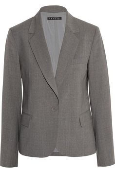Theory|Custom Gabe wool-blend blazer|NET-A-PORTER.COM