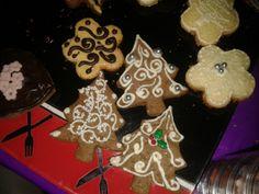 galletitas de navidad Gingerbread Cookies, Cupcakes, Desserts, Food, The Creation, Cookies, Xmas, Gingerbread Cupcakes, Tailgate Desserts