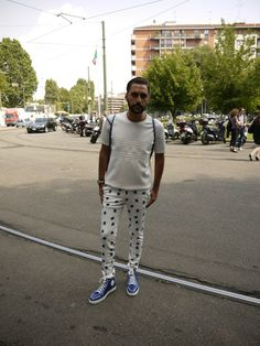 Street Style em Milão