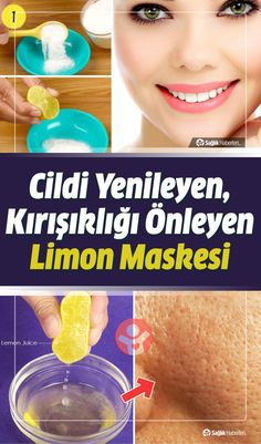 Lemon Mask Recipes That Renew Skin, Prevent Wrinkles Homemade Skin Care, Diy Skin Care, Perfumes Gucci, Prévenir Les Rides, Porcelain Skin, Anti Ride, Sensitive Skin Care, Facial Cleansers, Prevent Wrinkles