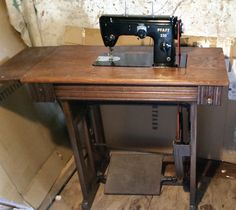 This Vintage Kenmore Sewing Machine Was Made In