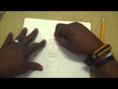 Art Lessons For Kids: Self Portraits pt 2