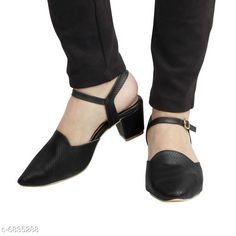 Others Bella Toes Women Block Heels Sandals_912 Black Material: Syntethic Leather Sole Material: PU Sizes:  IND-7 IND-6 IND-8 IND-3 IND-5 IND-4 Country of Origin: India Sizes Available: IND-8, IND-9, IND-10, IND-2, IND-3, IND-4, IND-5, IND-6, IND-7   Catalog Rating: ★4.1 (1205)  Catalog Name: Modern Graceful Women Heels & Sandals CatalogID_1090967 C75-SC1061 Code: 045-6835288-999