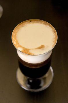 Irish coffee, de perfecte afsluiter van een uitgebreid diner!