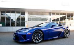 Just AWESOME. Lexus LFA