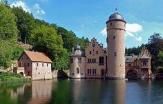 Schloss Mespelbrunn, Deutschland