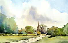 Leicestershire Watercolours