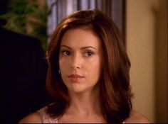 Alyssa Milano || Charmed - Season 8