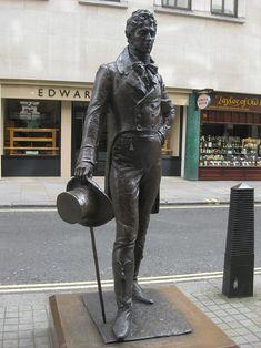 Beau Brummell Statue Jermyn Street - Beau Brummell - Wikipedia, the free encyclopedia