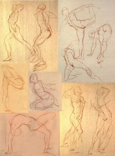 Improve Your Figure—With Gesture Drawings - Artist\'s Network