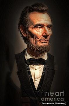 Lincoln Exhibit, Ronald Reagan Presidential Library, Simi Valley, CA