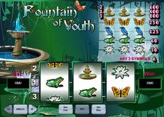 'Fountain of Youth' #onlinecasino #slotgame