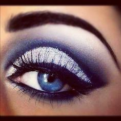 Make-up for my Military Ball!!!! :)