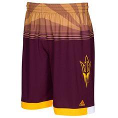 Arizona State Sun Devils adidas March Madness Shorts - Maroon - $64.99