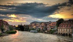 Bamberg, Germany    If I were to chose any city in Germany to live, this would be it, absolutely loved it!