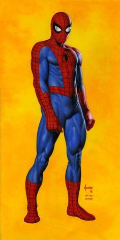Spider-Man by Joe Jusko