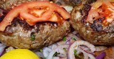 Μπιφτέκια αφράτα – μαλακά -πεντανόστιμα !!! Lunch Recipes, Cooking Recipes, Salisbury Steak, Greek Recipes, Baked Potato, Bbq, Recipies, Tasty, Meals