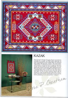 Gallery.ru / Фото #9 - Needlepoint Designs from Oriental Rugs - Dora2012