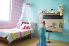 Habitación para la princesa