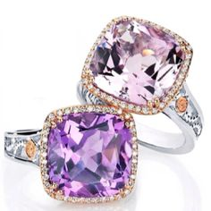 Tacori pink sapphire