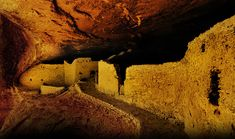 Gila Cliff Dwellings National Monument (New Mexico)