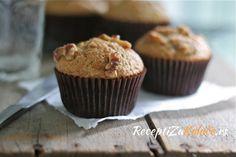 Mafini sa cokolada pudingom http://www.receptizakolace.rs/kolaci-recepti/mafini-recepti/189-mafini-sa-cokolada-pudingom