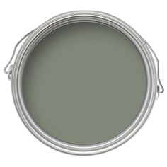 Find Crown Period Colours Breatheasy Promenade - Flat Matt Emulsion Paint - at Homebase. Visit your local store for the widest range of paint & decorating products. Dulux Green Paint, Dulux Grey, Green Paint Colors, Colours, Period Color, Eggshell Paint, Green Rooms, Hallway Decorating, Fine Dining