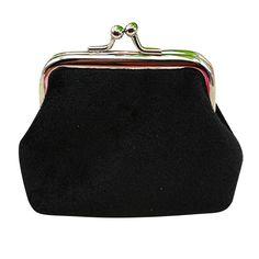 빈티지 여성 동전 지갑 코듀로이 작은 지갑 키 동전 홀더 지갑 클러치 핸드백 포켓 파우치 미니 돈 키 가방 뜨거운 판매