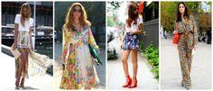 Δημιούργησε street style looks με floral prints και ξεχώρισε!