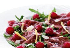 5:2-kuren opskrifter – 11 opskrifter på 250 kalorier | Iform.dk Canapes, Starters, Tuna, Fruit Salad, Salads, Goodies, Appetizers, Keto, Treats