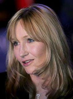 10 Shockingly Rich Celebrities & Their Net Worth -  J.K. Rowling - Estimated Net Worth: $1 Billion