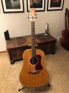 #guitar Vintage Guild D4 - USA Made Westerly, RI Archback Acoustic Guitar please retweet Guild Acoustic Guitars, Country Music Radio, Usa, Amazing, Vintage, Design, Vintage Comics, U.s. States