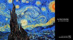 Van Gogh - Nuit Etoilée