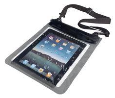 Trust waterproof, la funda para llevar tu tablet o tu ebook a la playa