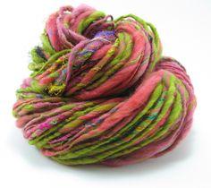 Gypsy - Handspun Yarn